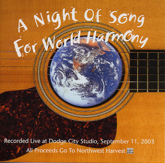 A Night Of Song For World Harmony